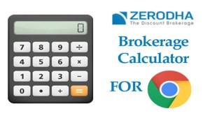 Zerodha Calculator