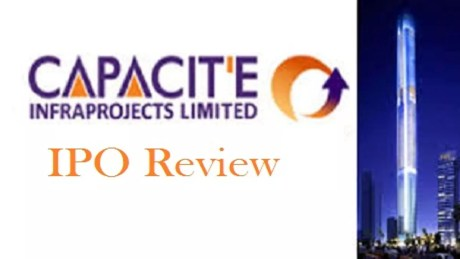 Capacit'e Infraprojects Ltd IPO Review