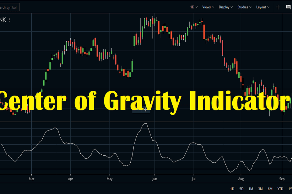 Center of Gravity Indicator