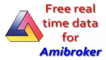 How To Get FREE Real Time NSE Data For Amibroker? | StockManiacs