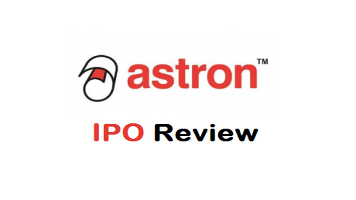 Astron Paper Board Mill Ltd IPO Review