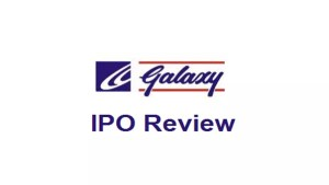 Galaxy Surfactants IPO Review