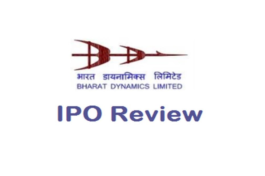 Bharat Dynamics Ltd IPO Review