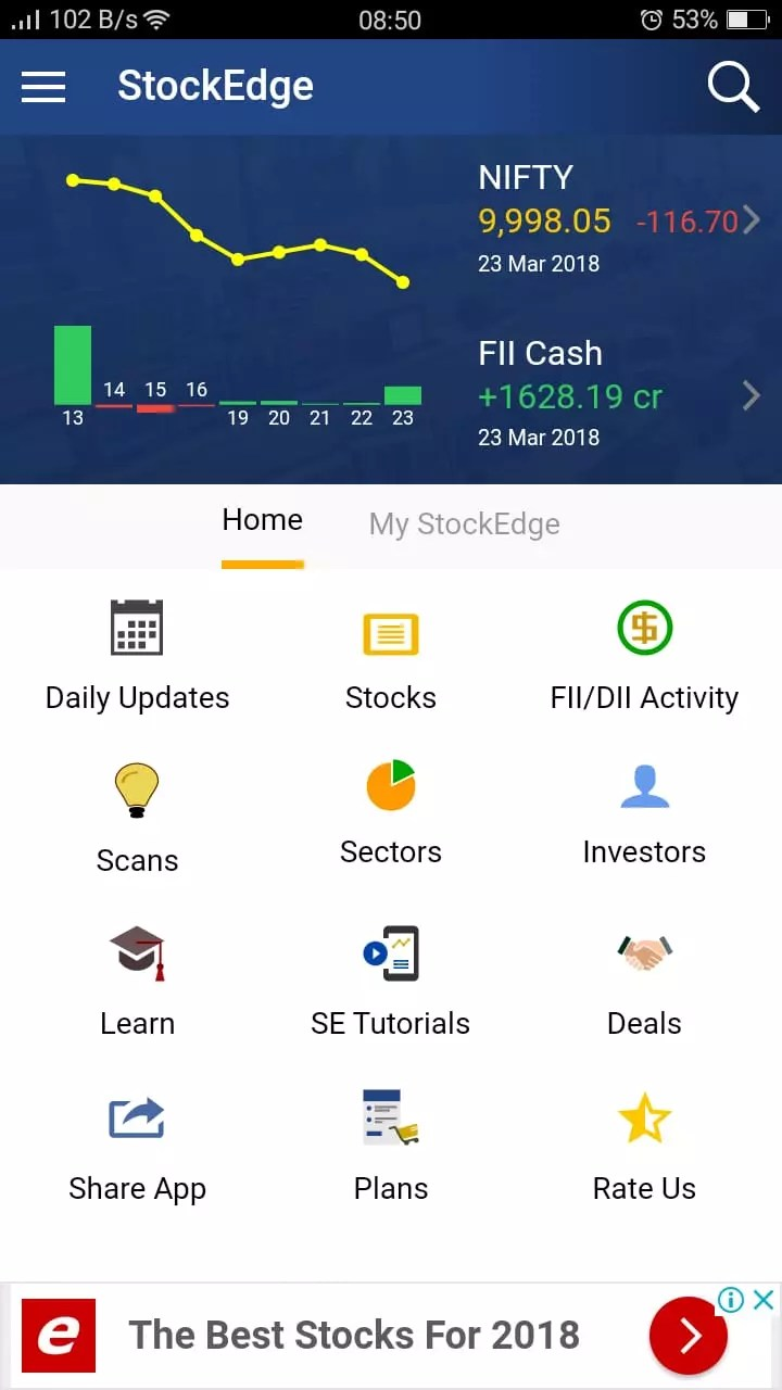 Stock Edge App Review And Download Instructions   StockManiacs