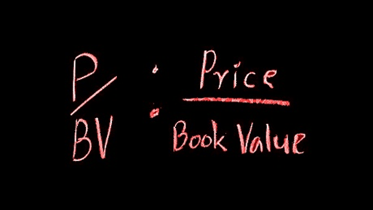 Price To Book Value Ratio Significance For Investors