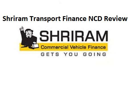 Shriram Transport Finance NCD Review pic