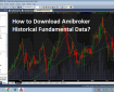 how to download amibroker historical fundamental data