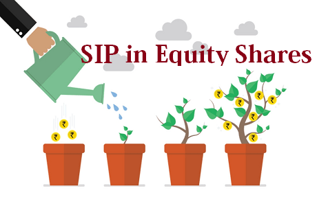 SIP in Equity Shares
