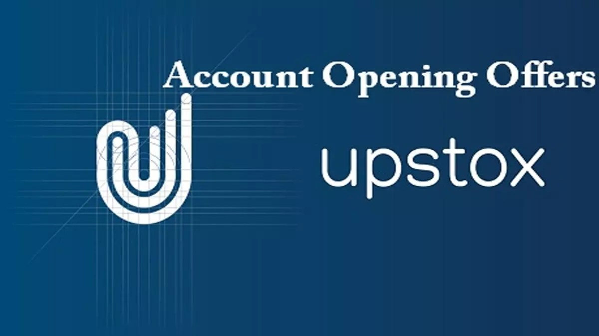 Upstox Account Opening Offers For October 2019