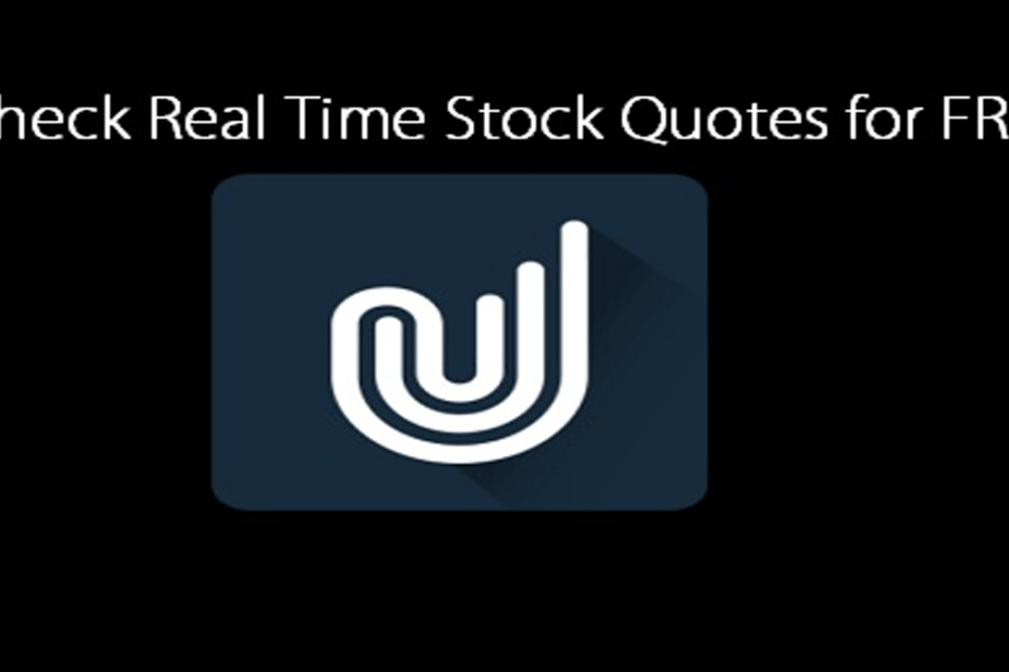 Check Real Time Stock Quotes