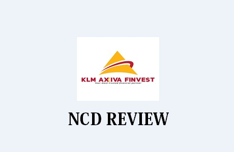 KLM Axiva Finvest limited