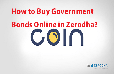 How to Buy Government Bonds Online in Zerodha coin