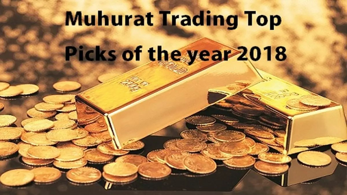 Muhurat Trading Top Picks for the Year 2018