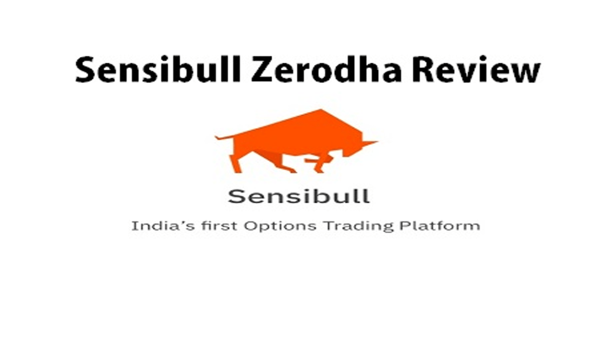 Options Trading App Sensibull Zerodha Review, Pricing