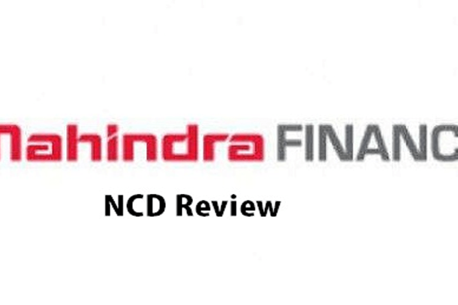 Mahindra Mahindra Financial Services Limited NCD
