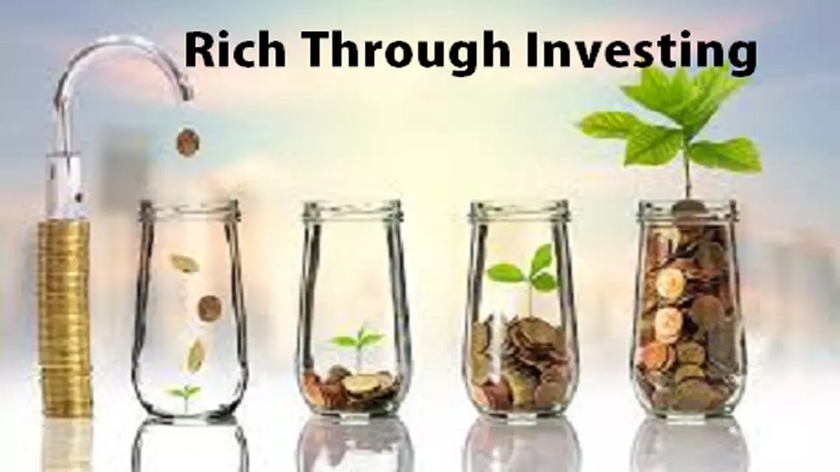 How to Get Rich Through Investing?