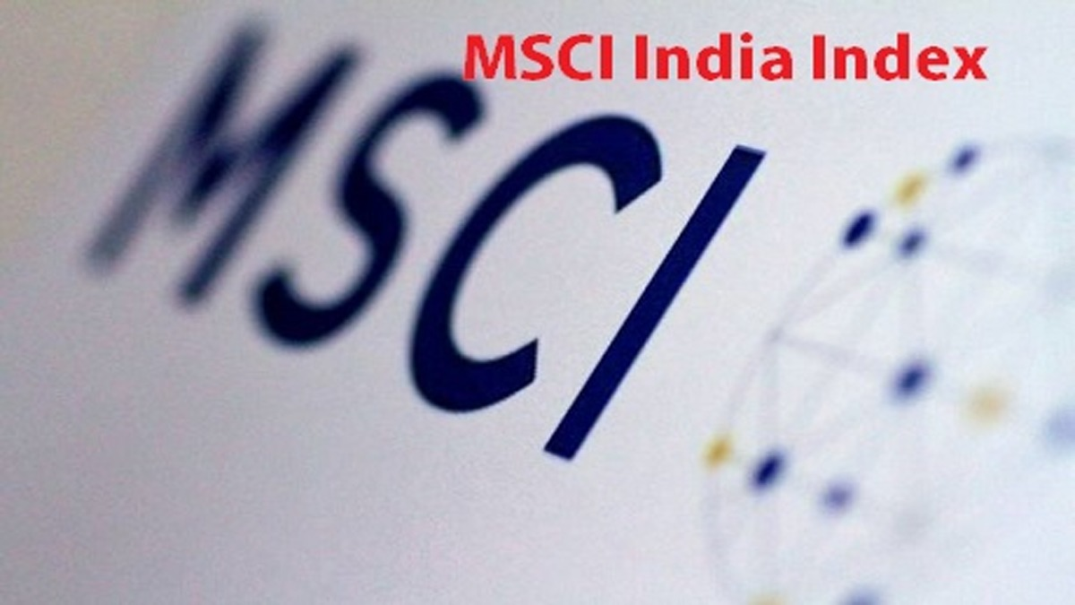 MSCI India Index Stocks list, Weightage, Review