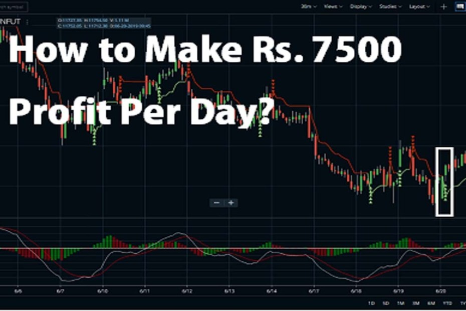 How to Make Rs.7500 Profit Per Day