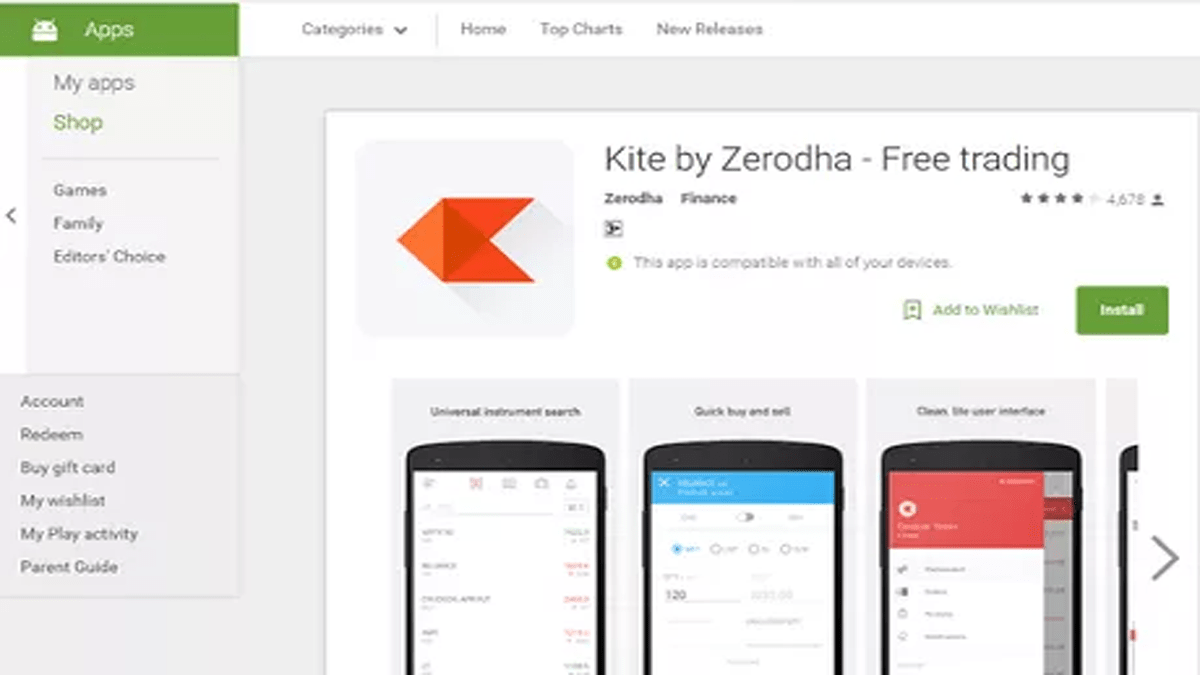 Zerodha Kite 3.0 – Login, Demo, Download, Tutorial