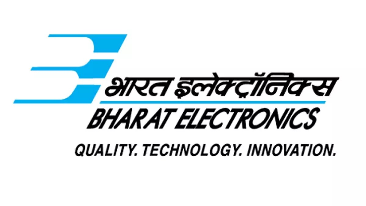 Bharat Electronics Share Price Graph And News