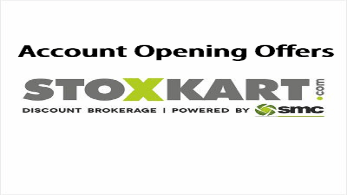 Stoxkart Account Opening Offer and Promo Code