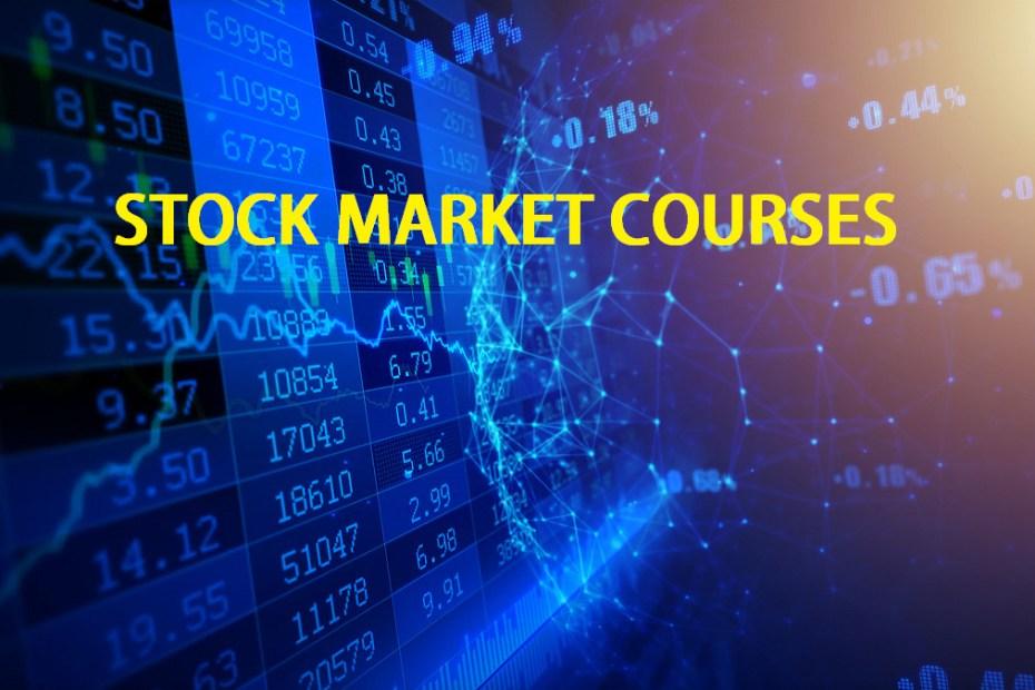 Stock market courses