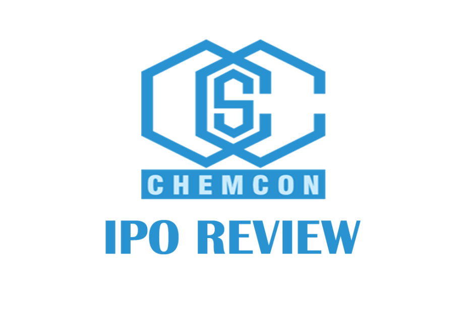 Chemcon Speciality Chemicals IPO Review