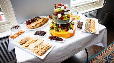Homemade Food Ideas For A Budget Wedding