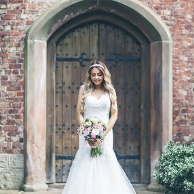 Bramall Hall Bride