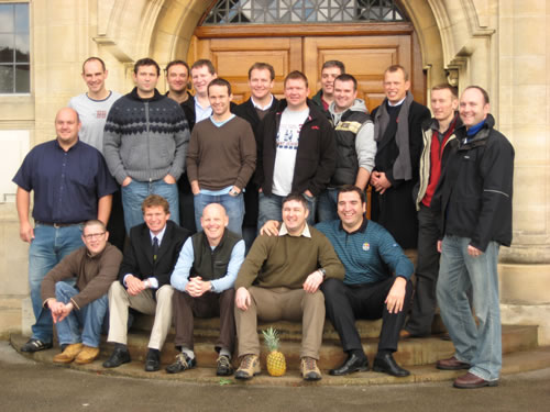 20 year quincentenary rugby world tour reunion