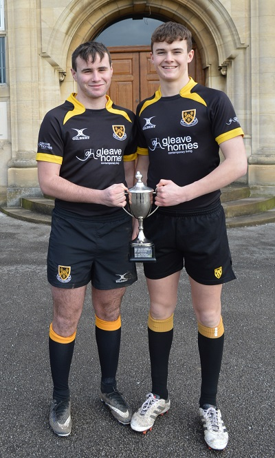 Rugby Team Captains