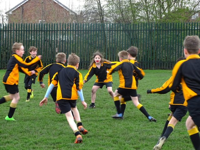 Year 5 and 6 Rugby Club