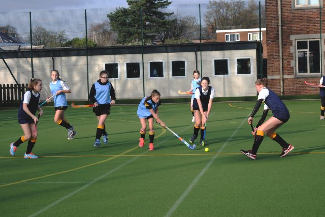 Junior House Hockey
