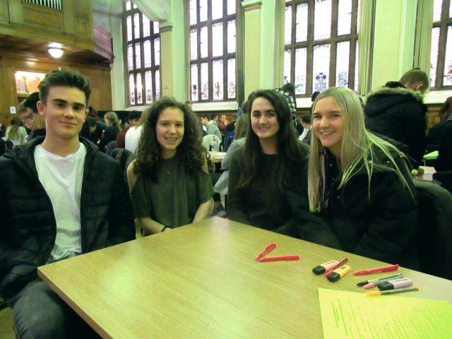 UK Mathematics Trust Senior Team Maths Challenge