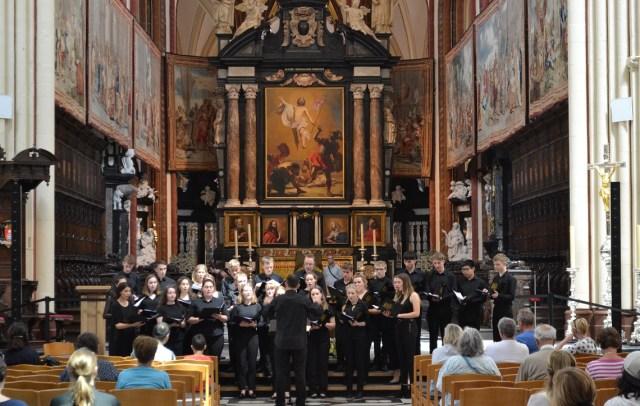 Touring musicians astound European audiences - Stockport