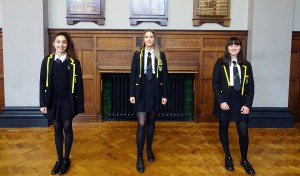 Fifth Year Halle Youth Choir pupils