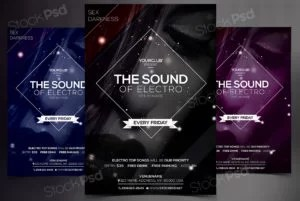 the-sound-of-electro-freebie-psd-flyer