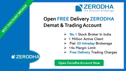 Zerodha Account Opening