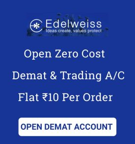 Edelweiss Account Opening