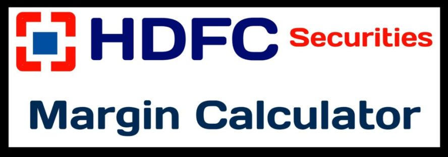 HDFC Margin Calculator Online