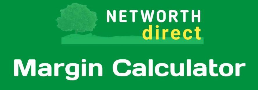 Networth Direct Margin Calculator Online
