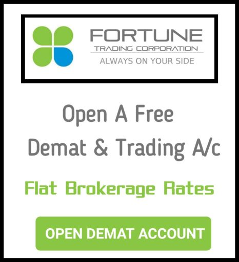 Open Demat Account With Fortune Trading