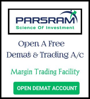 Open Demat Account With Parsram