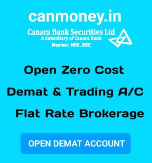 Demat Account Opening With Canmoney