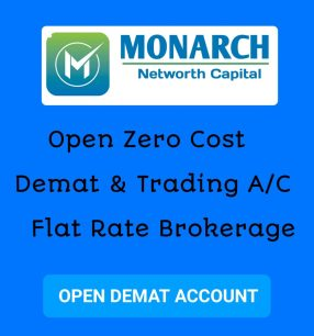 Demat Account Opening With Monarch Capital