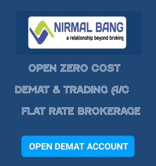 Demat Account Opening With Nirmal Bang Capital