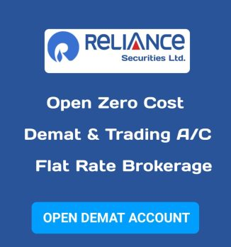 Demat Account Opening With Reliance Securities
