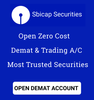 Demat Account Opening With Sbi Cap securities