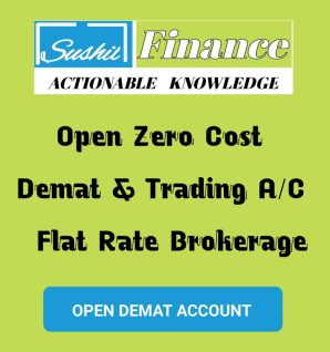 Demat Account Opening With Sushil Finace