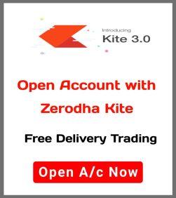 Open Demat Account Zerodha kite